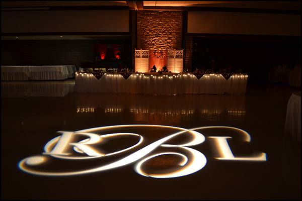 custom gobo lighting