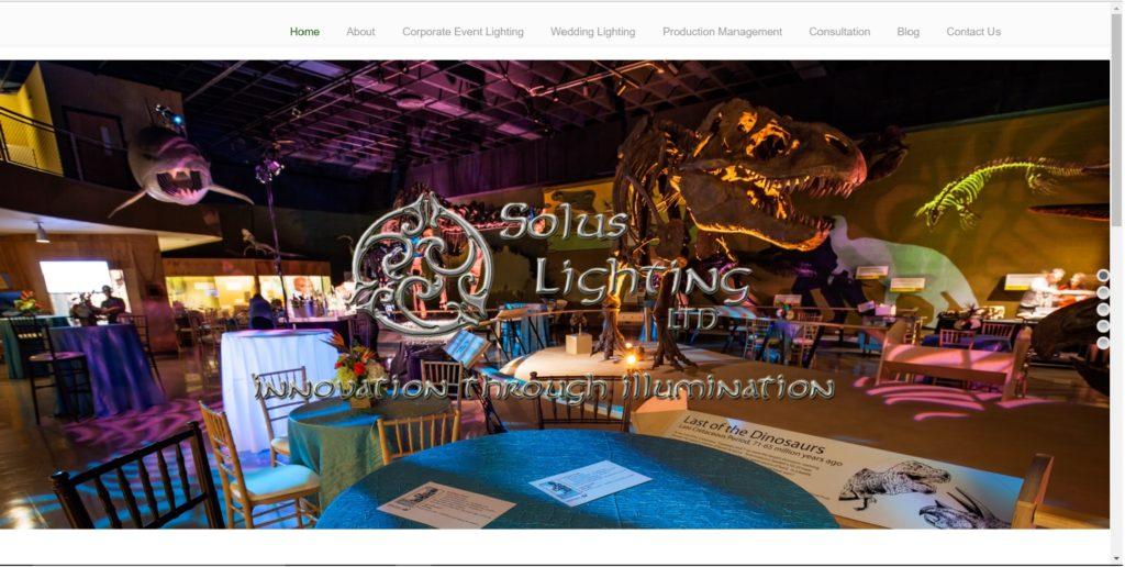 Solus Lighting LTD