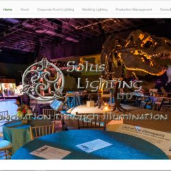 Lighting Company in the Spotlight with New Web Design